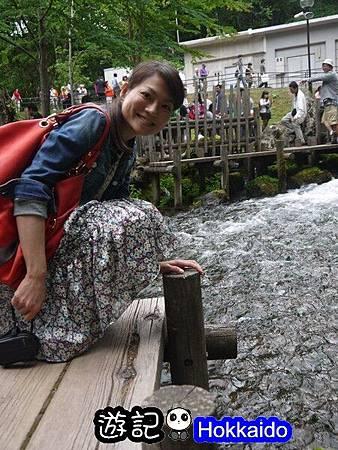 京極羊蹄湧水公園16