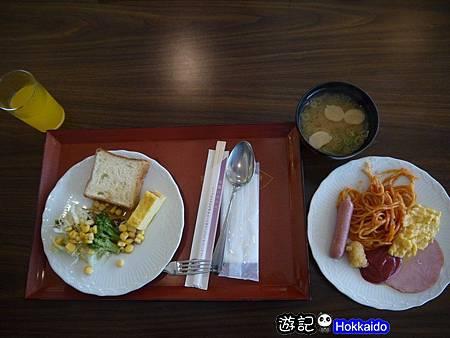 太陽宮殿早餐9