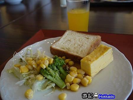 太陽宮殿早餐6