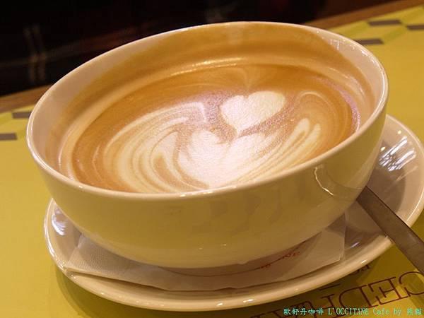 歐舒丹咖啡 L'OCCITANE Cafe22.jpg