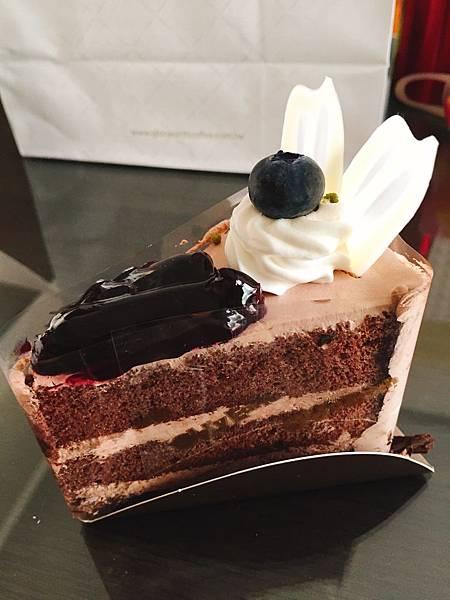 地球咖啡-藍莓巧克力04.JPG