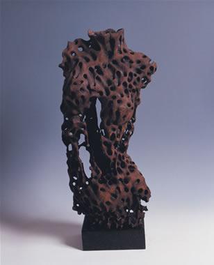 木雕 張家駒 2005