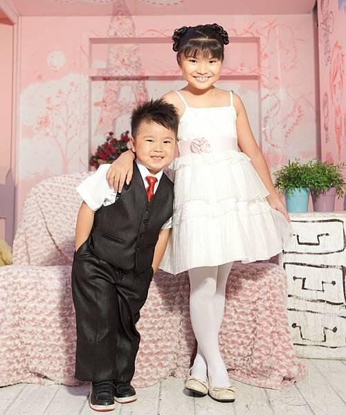 0411_Michell_10年前拍結婚照的婚紗店4