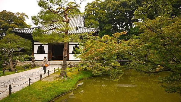 高台寺庭園。