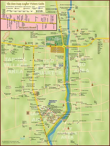 Angkor-Wat-Siem-Reap-Cambodia-map