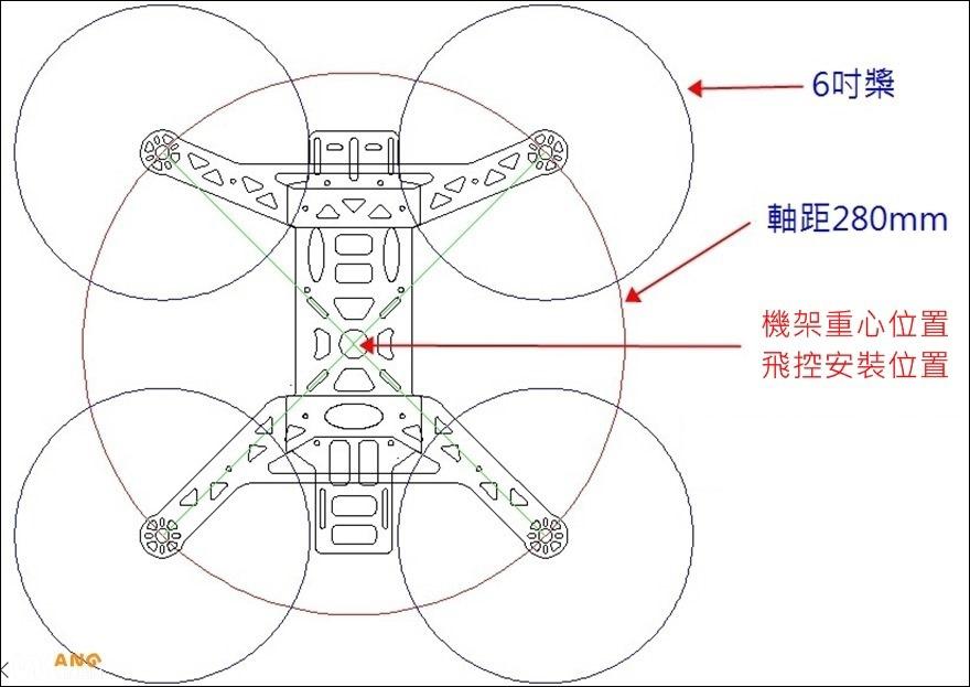Qav280平面圖
