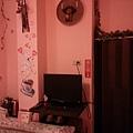 復古電視牆