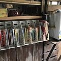 圖書櫃&飲水區