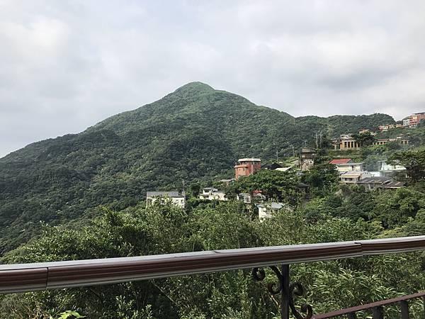 景觀露臺-山景