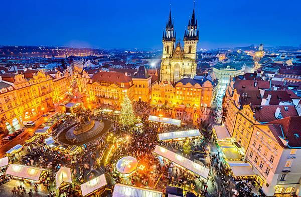 圖五.布拉格舊廣場必去聖誕市集.jpg