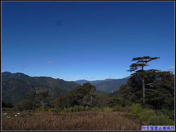 早晨福壽山的湛藍天空真的好美.jpg