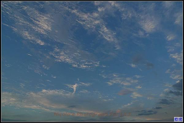 100.06.22 夕陽...飆回家的禮物.jpg