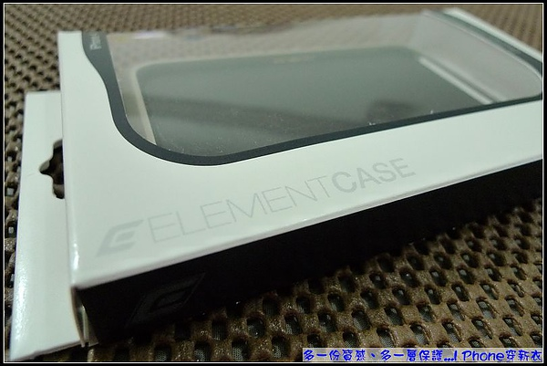 美國 Element Case Vapor Frost 金屬 iPhone4 保護殼.jpg