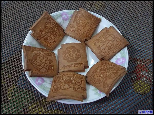 瓦片自古以來即為富貴吉祥之象徵。吃一口煎餅,福氣滿滿。運都順了起來呢.jpg