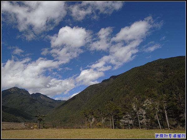 天氣超讚的武陵.jpg