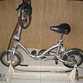DIY健身腳踏車
