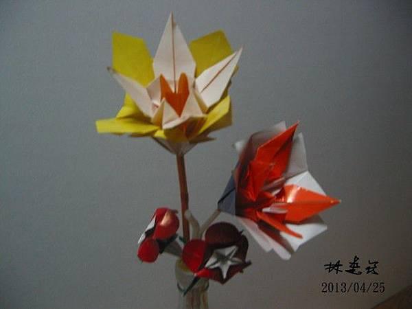 折紙花02四花大(網頁)
