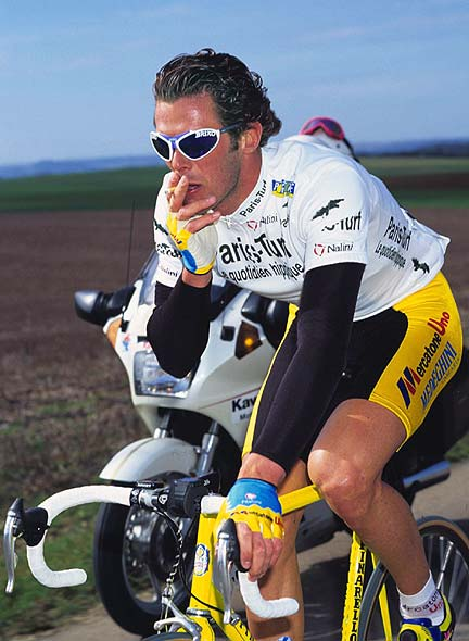 Mario Cipollini the Best Sprinter