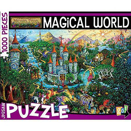 Magical World 1000 Piece Puzzle by Go! Games.jpg