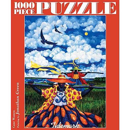 Cane Women 1000 Piece Puzzle Tide-Mark.jpg