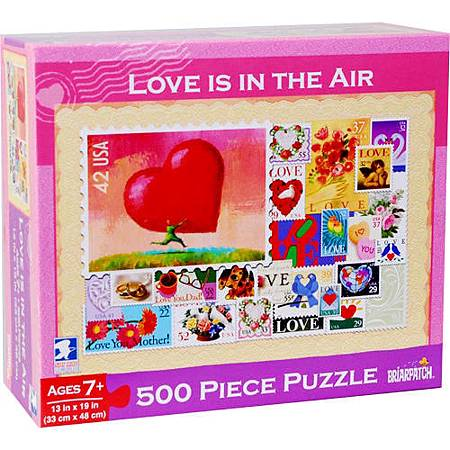 Love is in the Air Stamps 500 Piece Puzzle.jpg