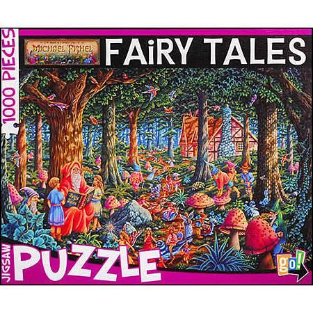 Fairy Tales  1000pcs by  Go! Games.jpg