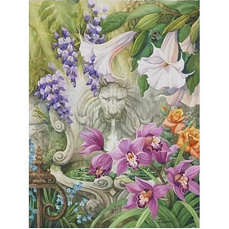 Secret Garden 1000 Piece Puzzle by Ravensburger.jpg