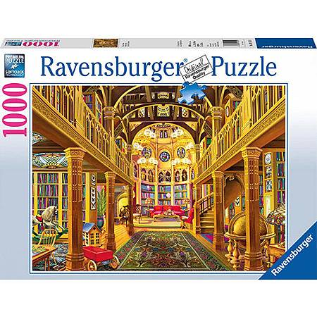World of Words 1000 Piece Puzzle by Ravensburger.jpg