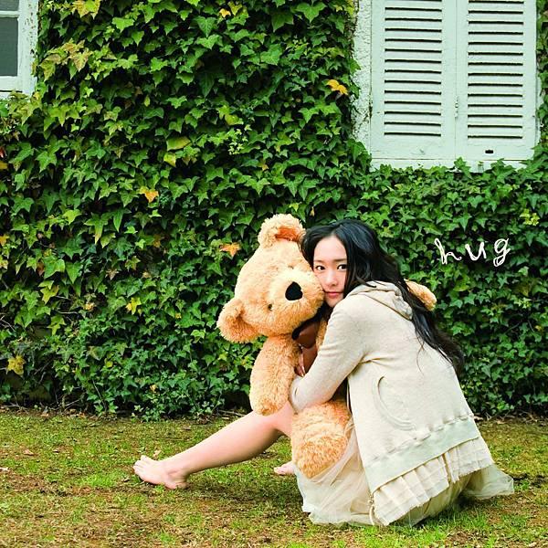 Yui_Aragaki_新垣結衣-Hug_抱抱_(日本原裝進口首批限量2CD版.jpg