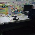 誇張辦公桌