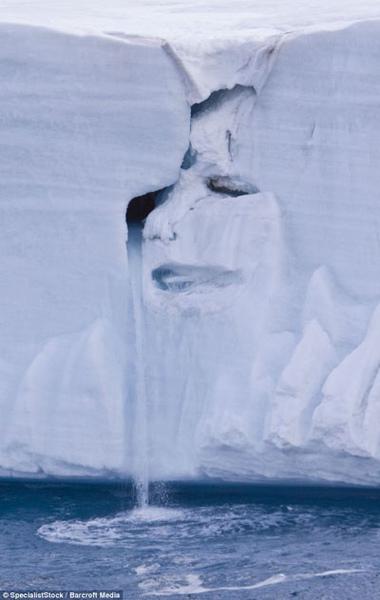 哭泣的冰山