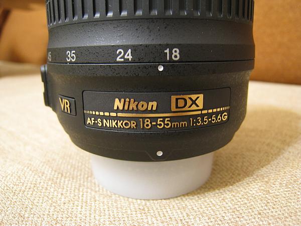 Nikon18-55mmDX