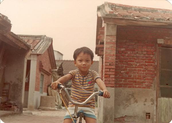 第一台腳踏車