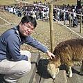 阿亮 v.s 羊