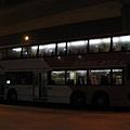 香港雙層巴士安靜舒適