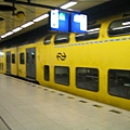 TRAIN TO AMS CNTRAL STATION