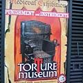 TORTURE MUSEUM POST