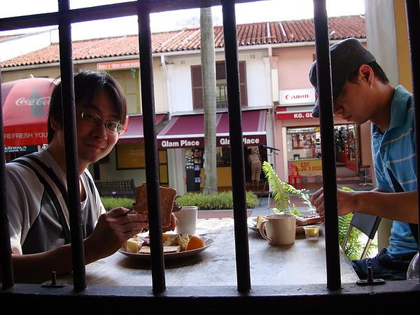 hostel 早餐