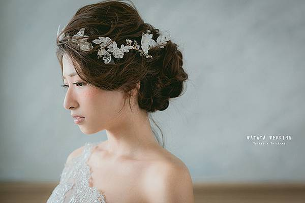 浪漫手作蕾絲頭飾