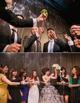 婚禮小遊戲