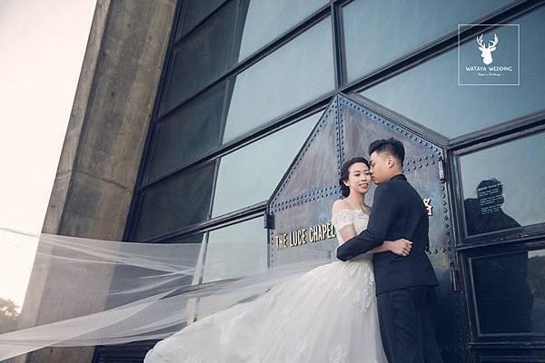 台中 婚紗 景點
