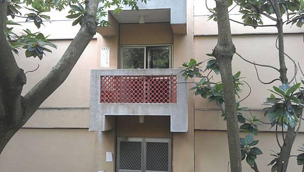 文會樓陽台
