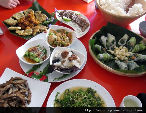 泰雅族風味餐