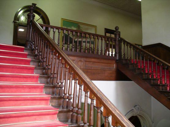 60_北海道舊道廳樓梯