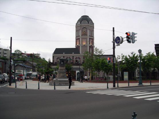 84_小樽街角
