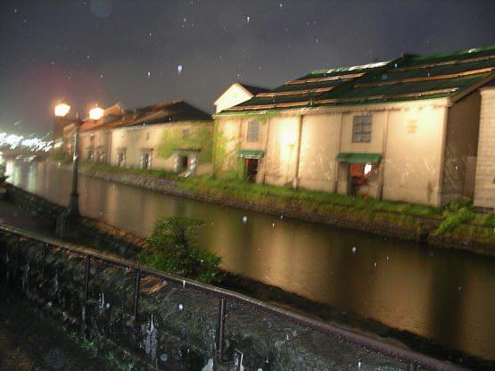 89_小樽運河