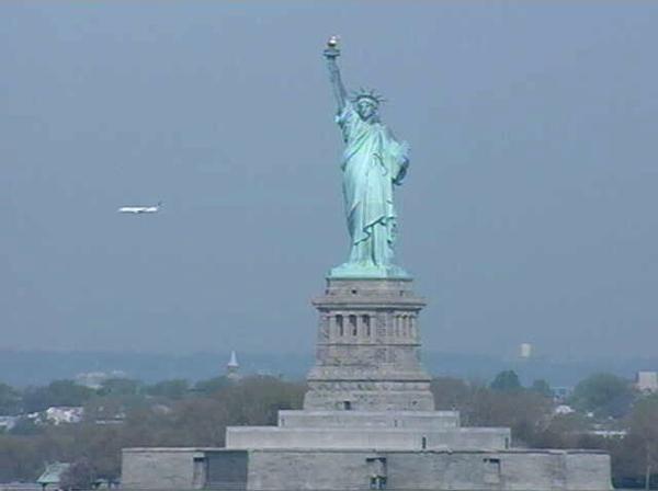 美國紐約州 - 自由女神像