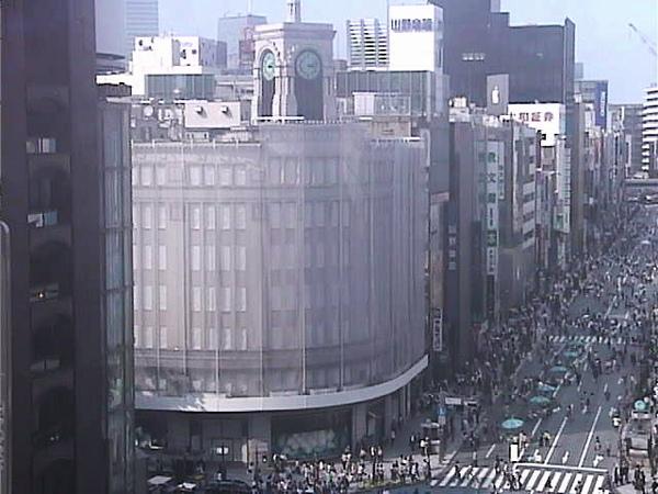 日本東京都 - 銀座