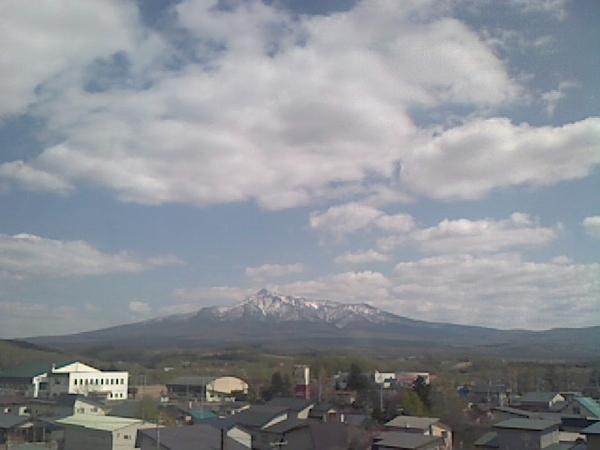 日本北海道 - 斜里岳