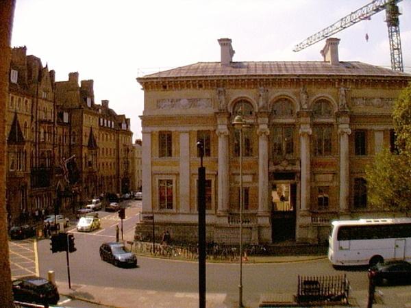 牛津市中心